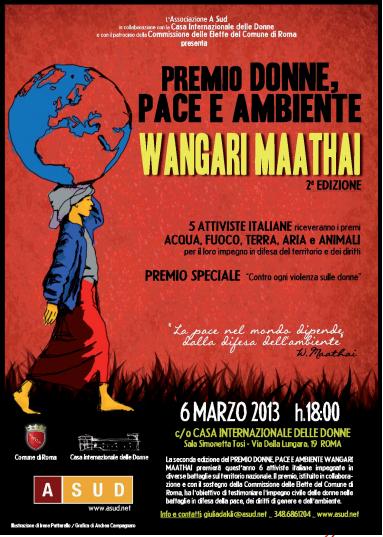 premio terra a sud marzo 2013
