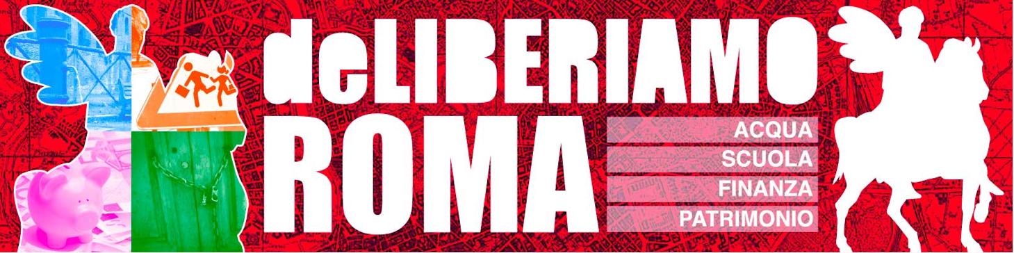 testata deliberiamo roma