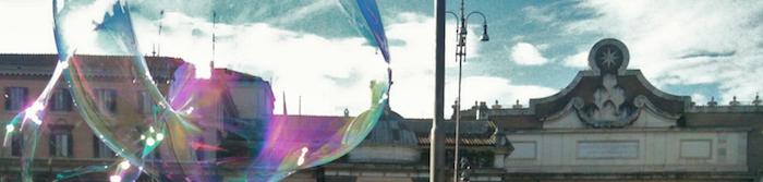 bolla piazza del popolo light