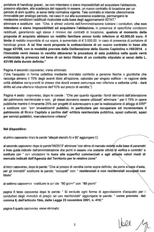 delibera 88:201 modifiche delibera 43:2012 2