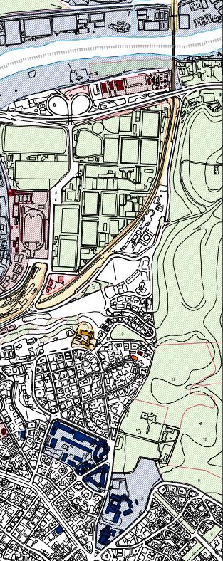 mappa roma pubblica  villa ada 2