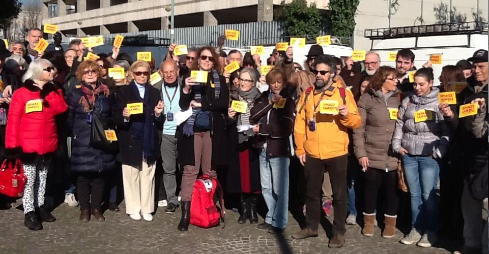 """L'iniziativa di Carteinregola all' Eur nell'ambito di """"Spiazziamoli!"""" contro le mafie"""
