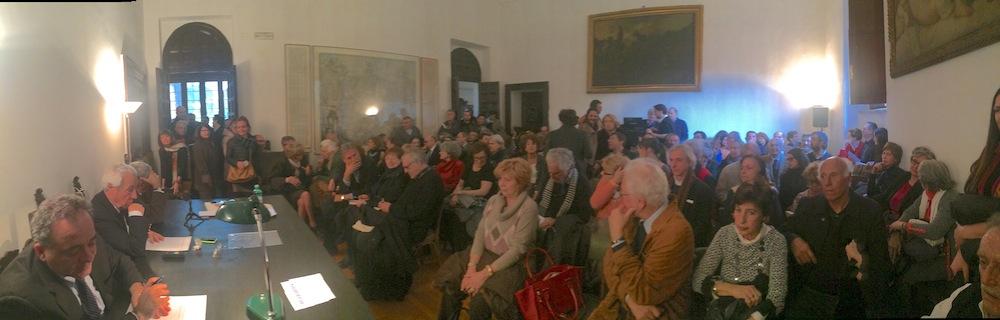 IMG_1523 conferenza La Regina Fori