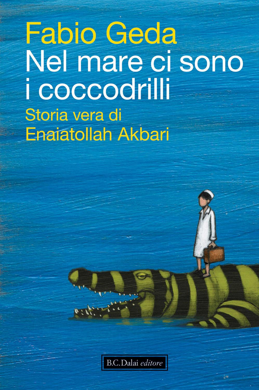 copertina nel mare ci sono i coccodrilli