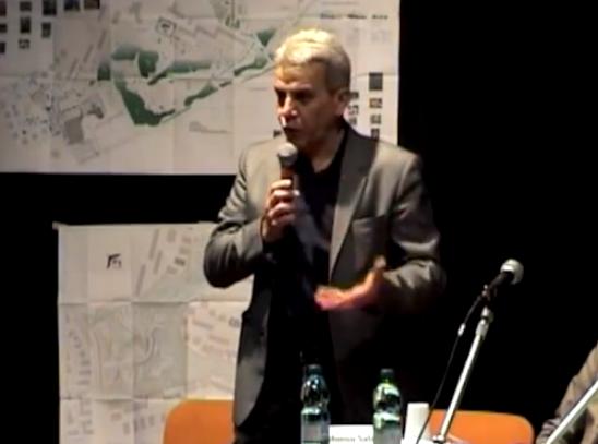 L'assessore Sabella all'assemblea pubblica sui Punti Verde Qualità il 29 gennaio 2015