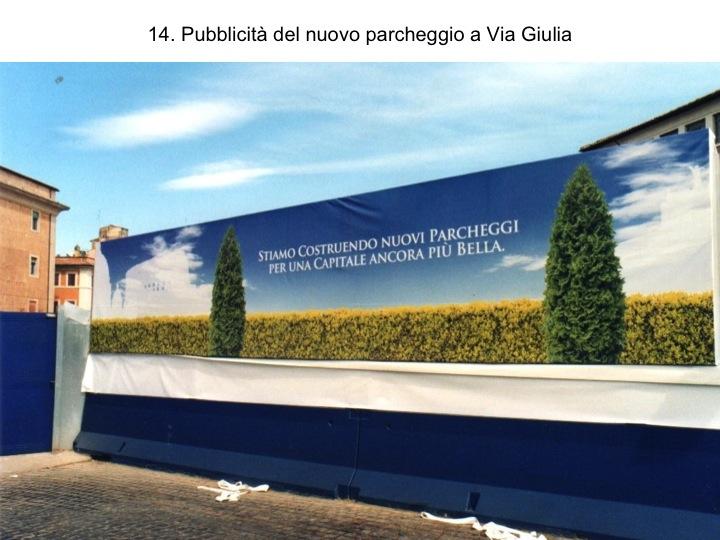 Via Giulia  Museo Diapositiva 15