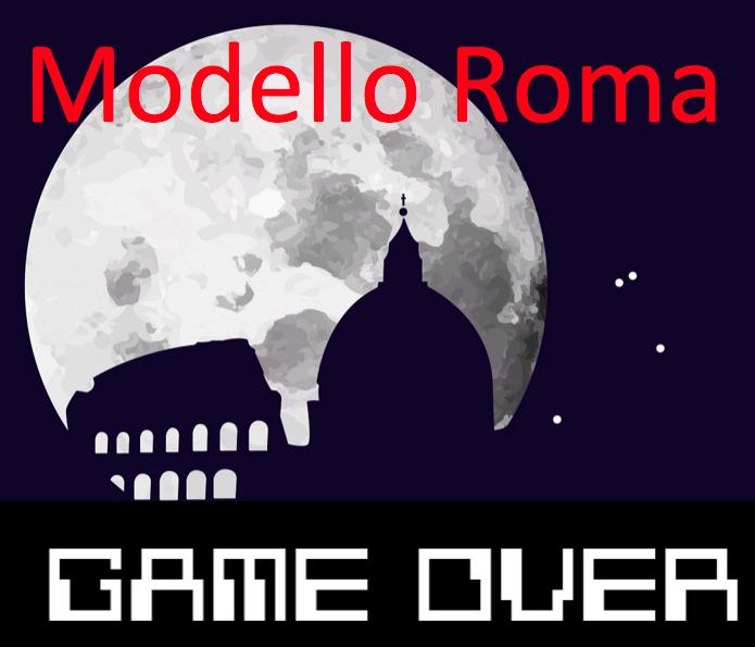 modello roma game over