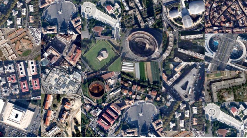 mosaico piazze municipi