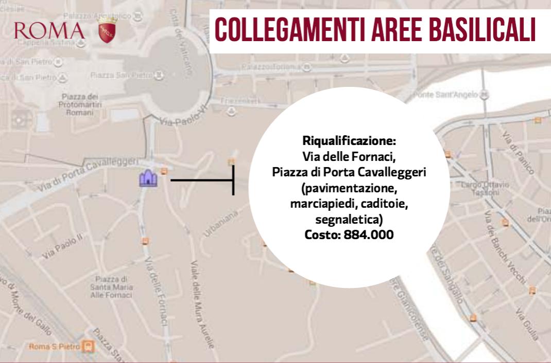 interventi Giubileo Comune Roma 12 ago 2015 lavori pubblici 2