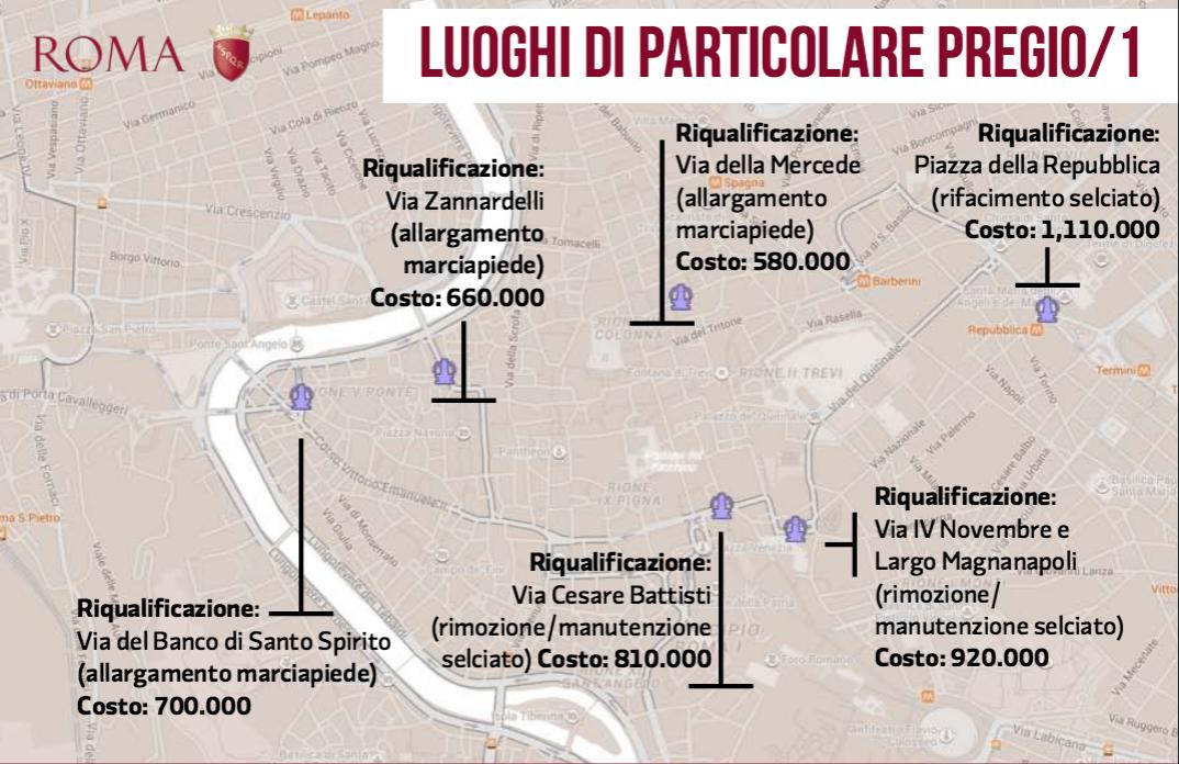 interventi Giubileo Comune Roma 12 ago 2015 lavori pubblici 5