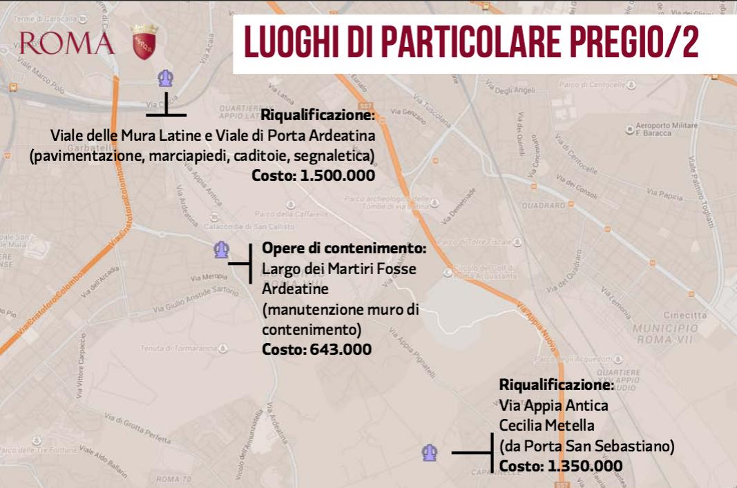 interventi Giubileo Comune Roma 12 ago 2015 lavori pubblici 6