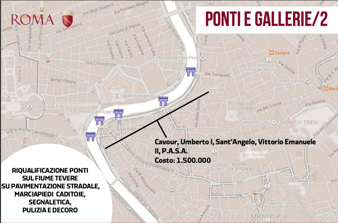 interventi Giubileo Comune Roma 12 ago 2015 lavori pubblici 7