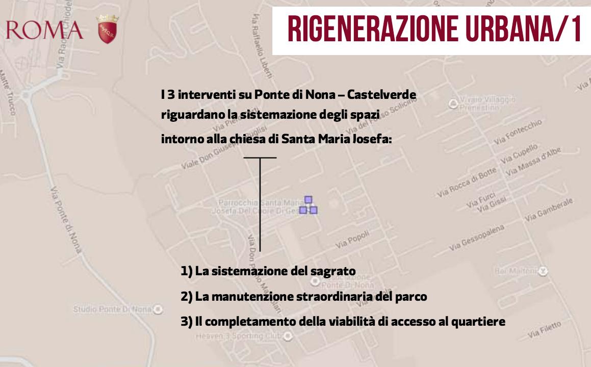 interventi Giubileo Comune Roma 12 ago 2015 rigenerazione urbana 1