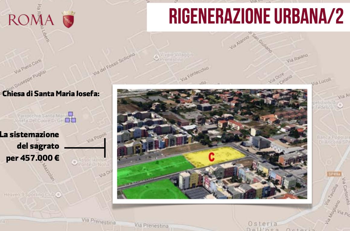 interventi Giubileo Comune Roma 12 ago 2015 rigenerazione urbana 2