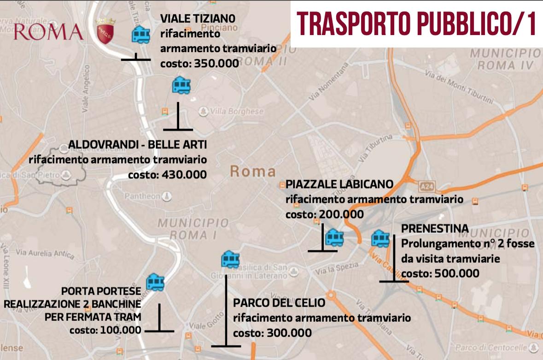 interventi Giubileo Comune Roma 12 ago 2015 trasporto pubblico 1