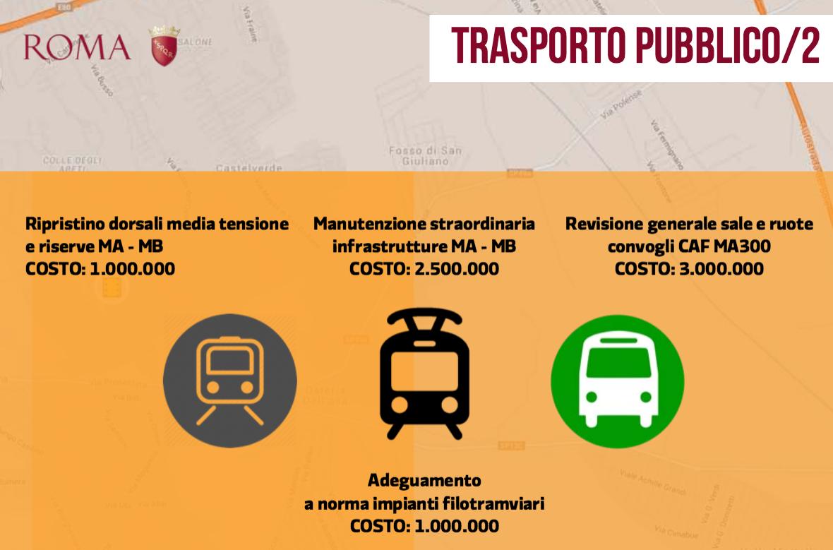interventi Giubileo Comune Roma 12 ago 2015 trasporto pubblico 2