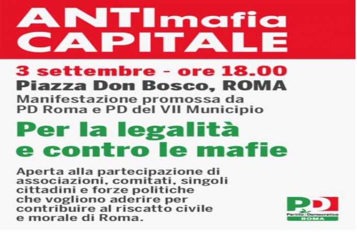 locandina antimafia capitale 3 settembre 2015 3
