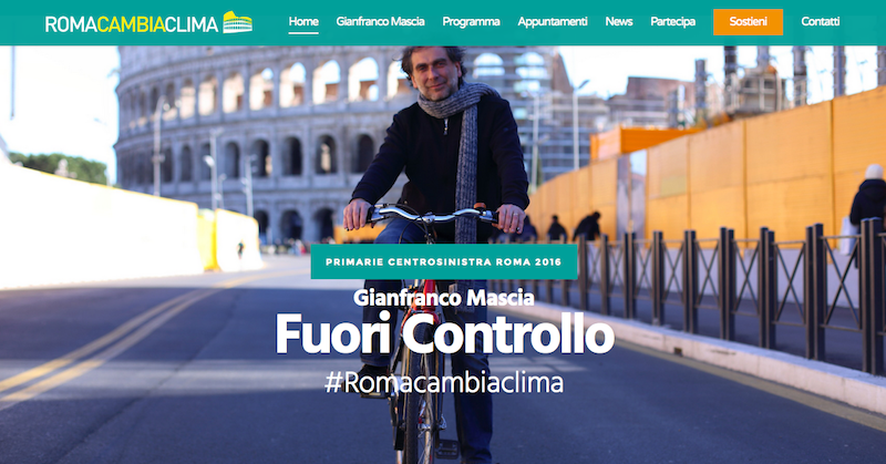 sito gianfranco Mascia