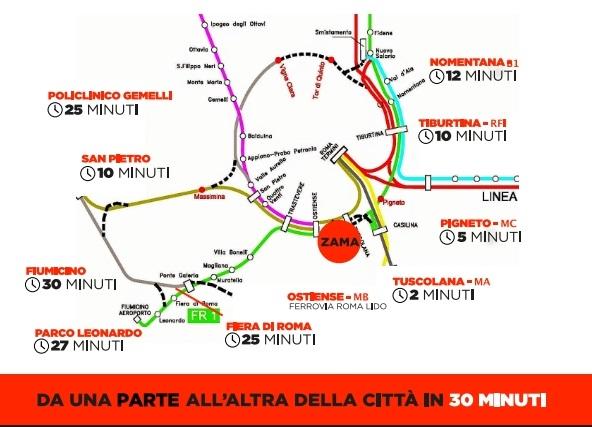 appello piazza Zama Mura latineE