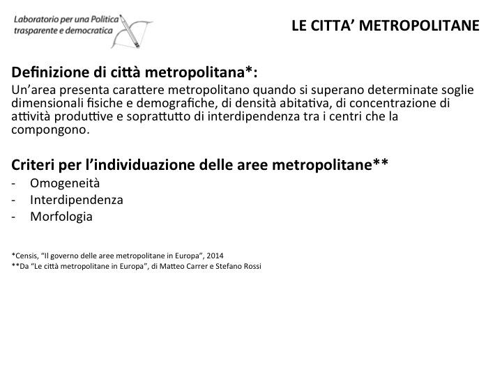 come si governa citta metropolitana Diapositiva14