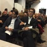 Giovanni Caudo,  Alessandro Onorato e Riccardo Magi (foto AMBM)