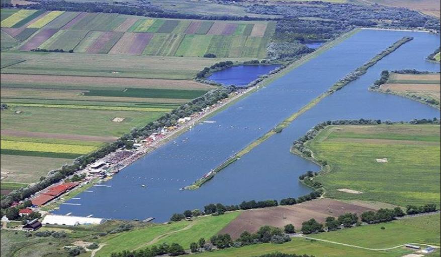 Maty, il bacino remiero di Szeged
