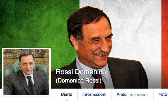 Domenico Rossi facebook