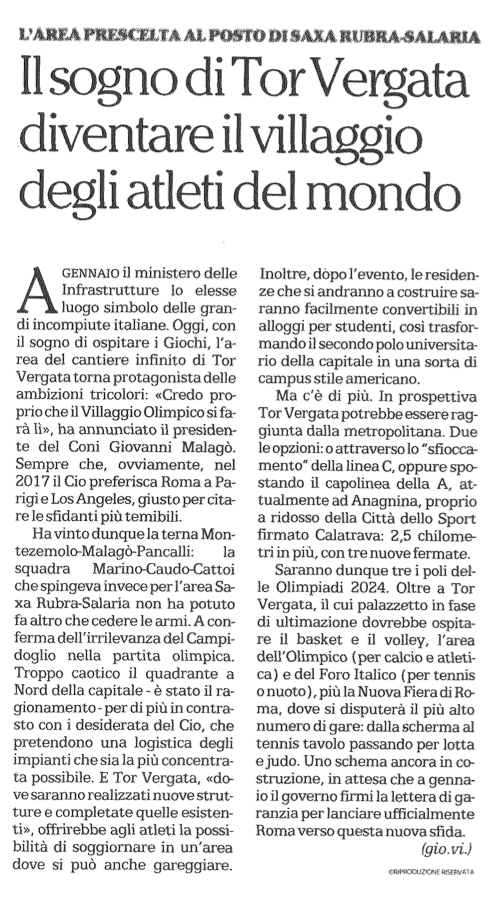 messaggero olimpiadi 12 9 2015