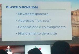 presentazione roma2024 18 gennaio 2