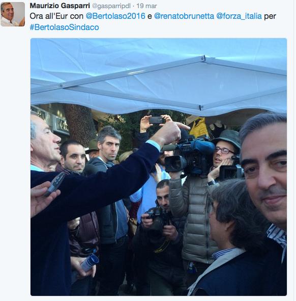 bertolaso tweet