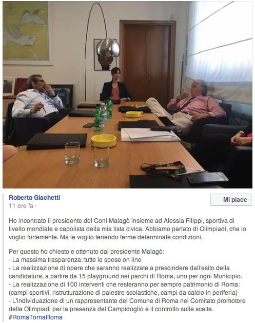 dalal pagian Fb di  Roberto Gaichetti