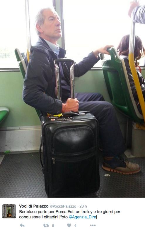 bertolaso trolley