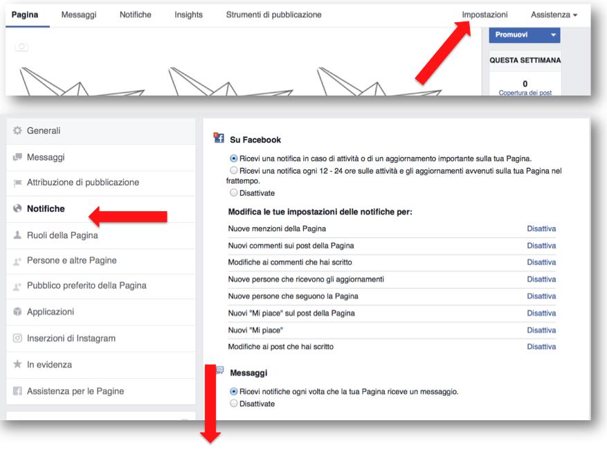 istruzioni per creare pagina Facebook  11