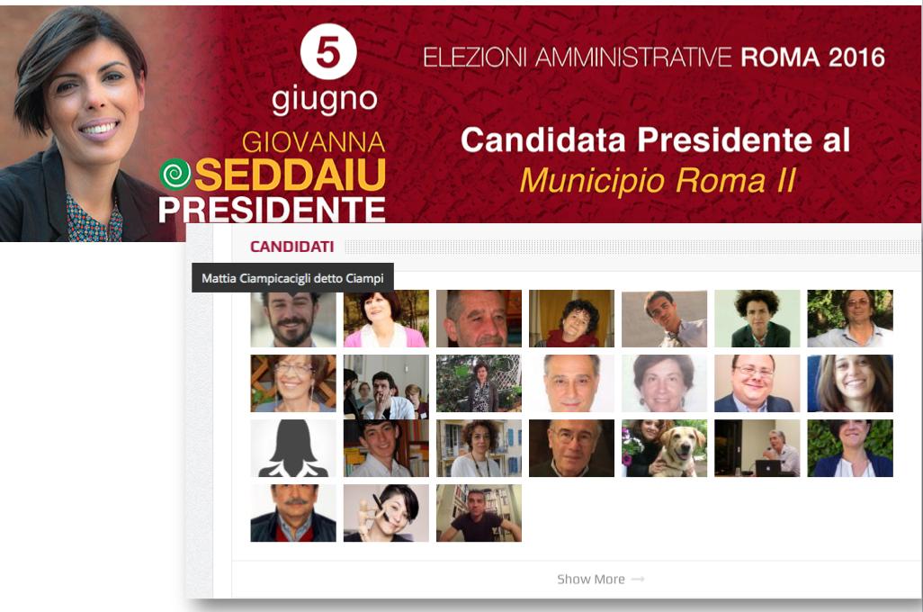 seddaiu sito candidati