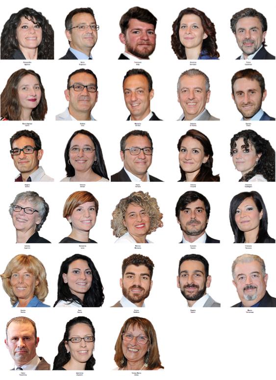 consiglieri M5S roma aprile 2018
