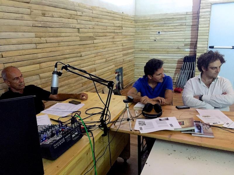 radio impegno 21 luglioIMG_7314