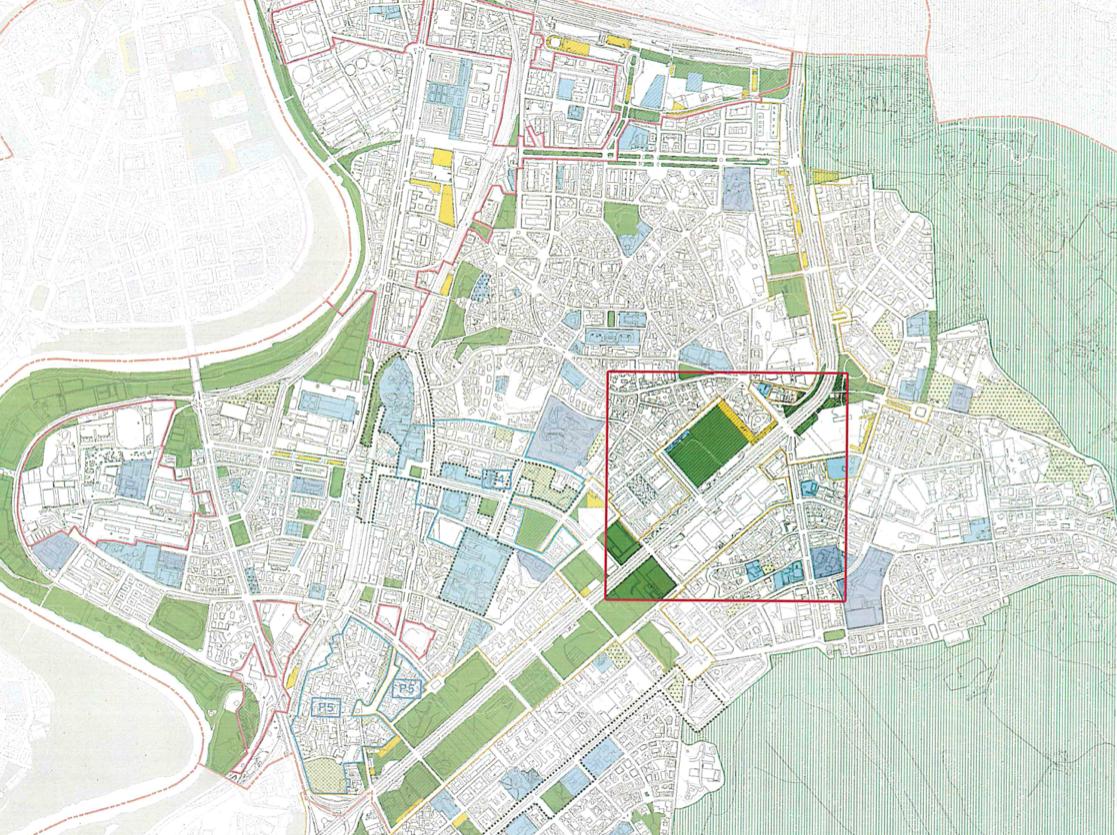 mappa ex fiera da allegato a  delibera 2015