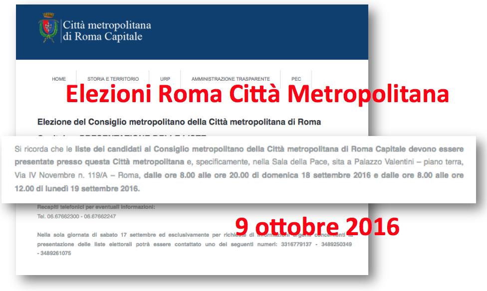 elezioni-roma-citta-metropolitana-2016