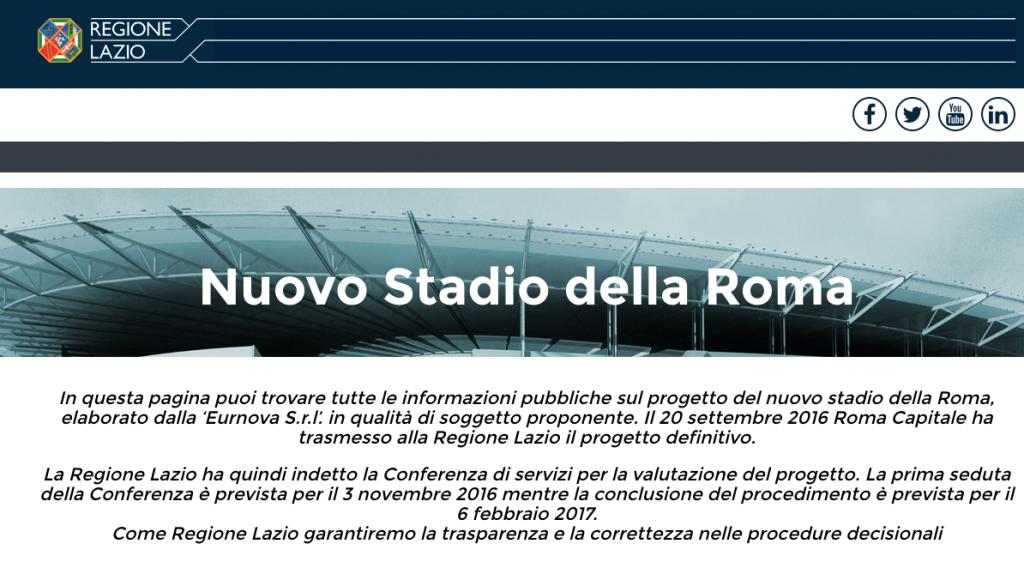 sito-regione-lazio-stadio-della-roma