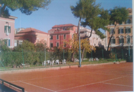 tennis via como com'era