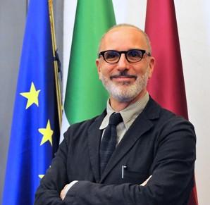L'assessore all'urbanistica di Roma Capitale Luca Montuori
