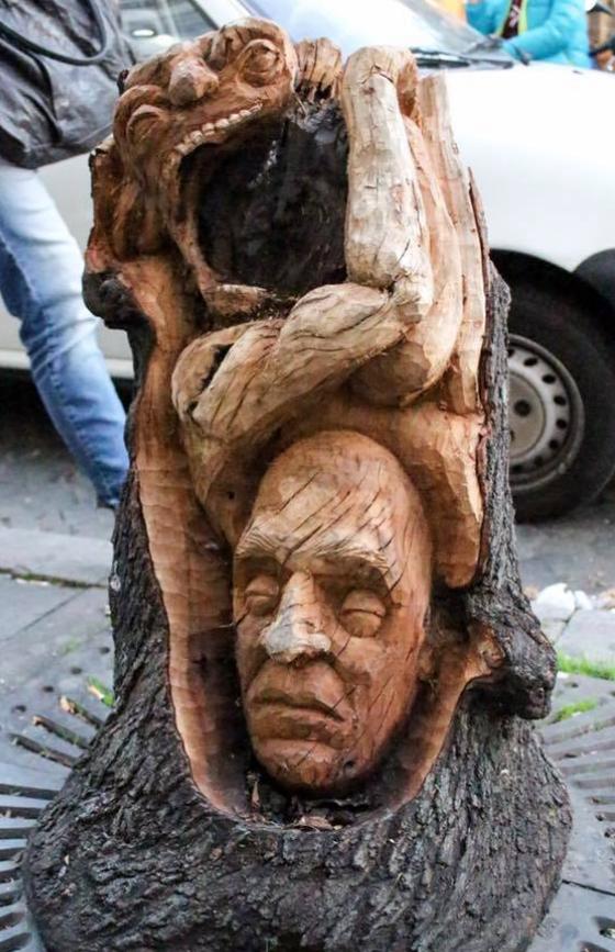 scultura andrea Gandini (da pag fb)