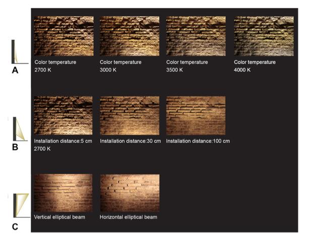 Linee guida per il nuovo sistema di illuminazione del Colosseo3
