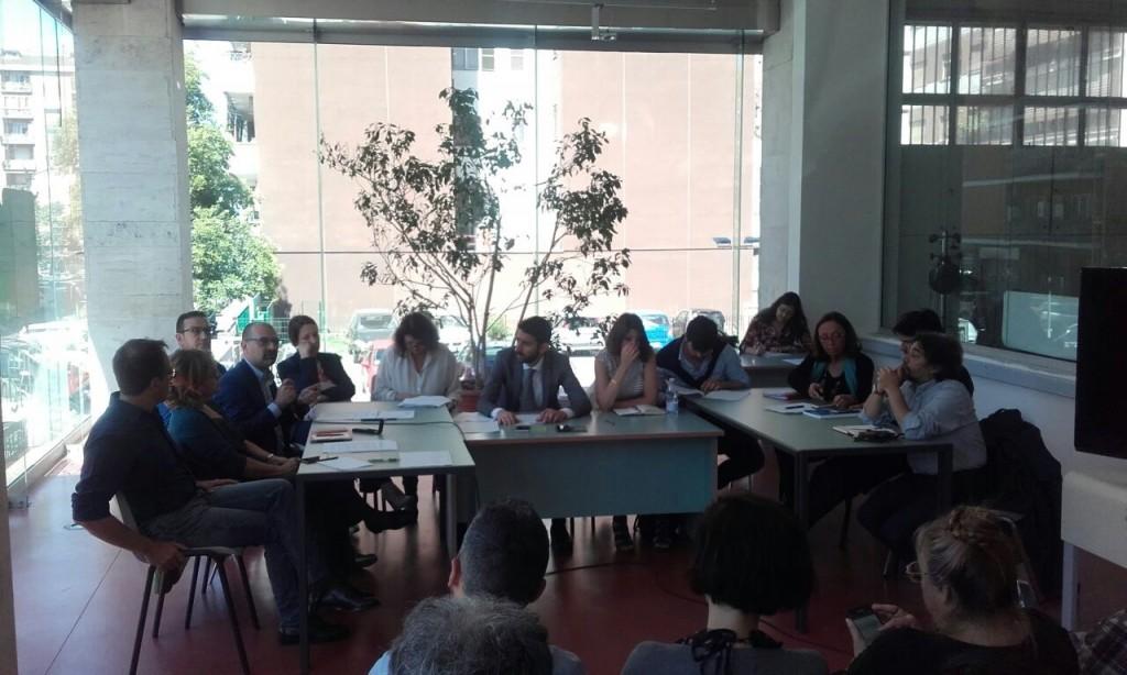 Commissione Roma Capitale 15 maggio 2017(TP)