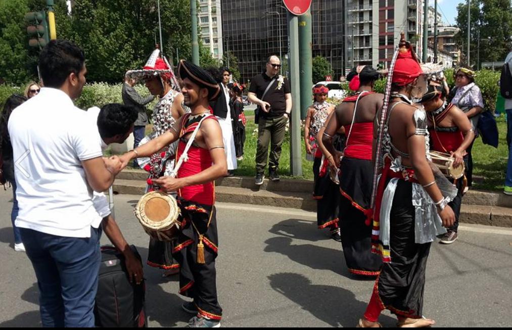 Foto M. Barzi Millennio urbano manifestazione MI 20 maggio 2017 1
