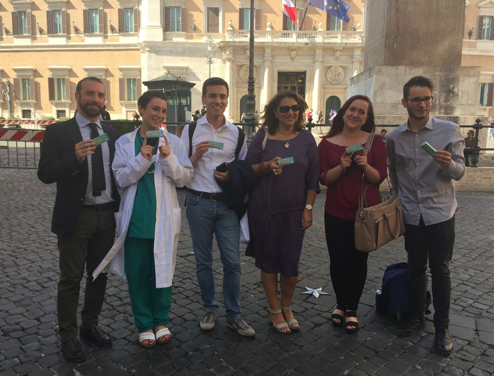 Riparte il futuro a Montecitorio (foto ambm)