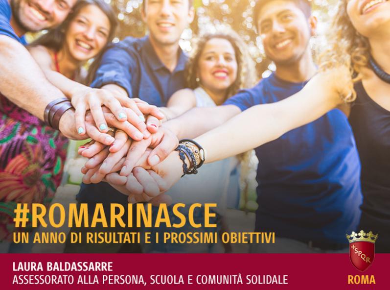 Baldassarre Romarinasce slide 1