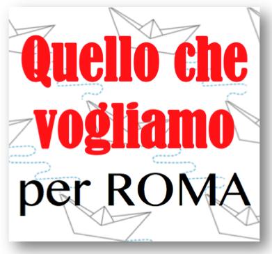 PULSANTE quello che vogliamo x roma quadrato
