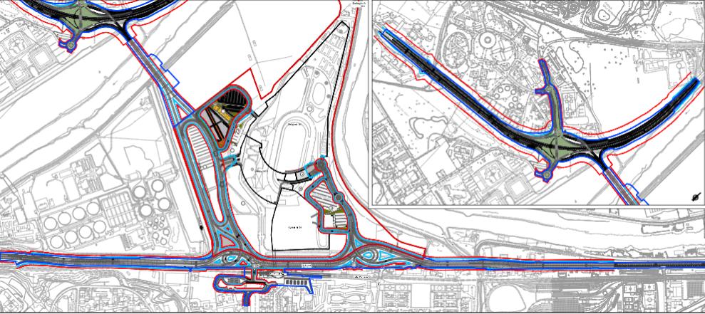 Tav parziale da progetto stadio mobilita 22 maggio 2017 dip urbanistica