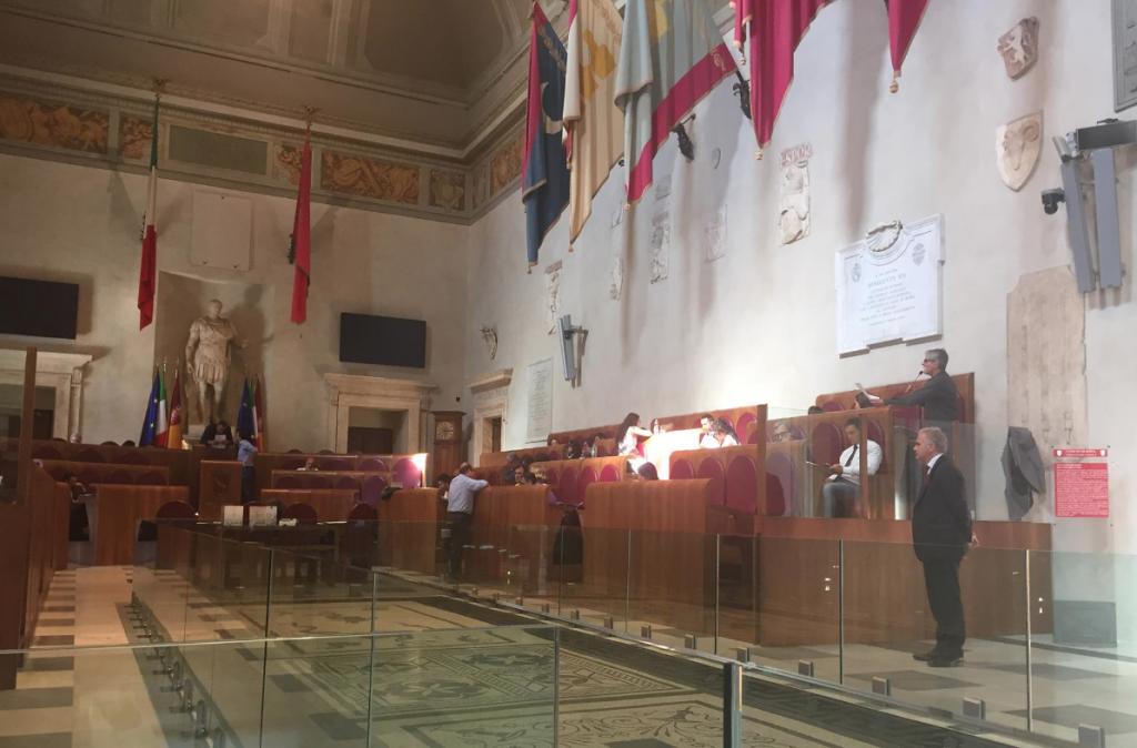 aula Giulio cesare 13 giugno 2017